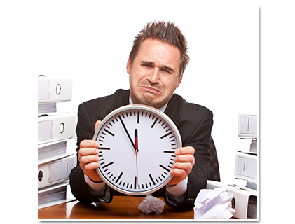 Not Enough Hours? [Streamlined Processes]
